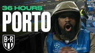 36 Hours in Porto—Fernando Perez watches Porto vs. Roma and Already Wants to Go Back