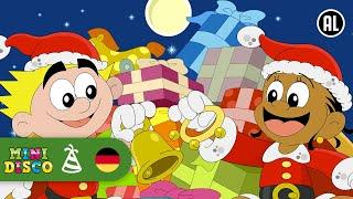 Weihnachten NON-STOP/38 Minuten/18 Videos – Weihnachtslieder für Kinder