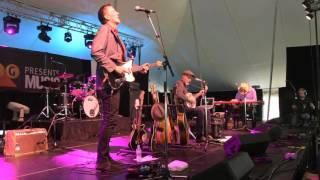 Harry Manx and Kevin Breit with Mark Lalama