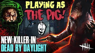 THE PIG! Let the games begin [#132] NEW DLC in Dead by Daylight