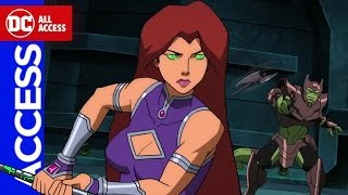 TEEN TITANS: THE JUDAS CONTRACT – Exclusive Clip!
