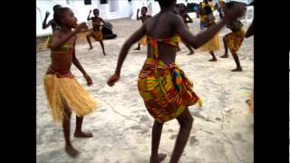 Freespirit Dance Group - children from Ghana