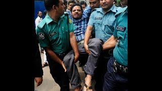 Jamaat leader Dr. Shafiqul islam Masud, tortured remand