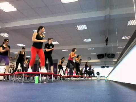 Rebound AAS Super Jump 24FIT Sibiu Silvia & Paul