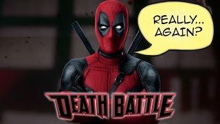 Deadpool Returns to DEATH BATTLE!