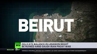 Saudi-Iran proxy war may push Lebanon back into civil strive