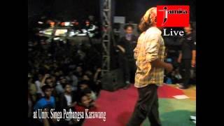 JAMICA BAND Live Performance: At UNSIKA Karawang 2014 —  Full Concert