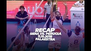 Recap Emma Villas Siena VS. Sir Safety Conad Perugia - Testmatch