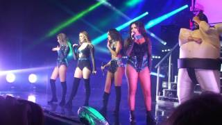 Little Mix - Weird People + Talking - Falconer Theatre - 14.06.16