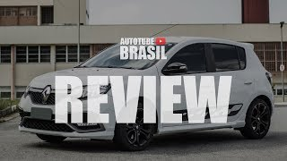 SANDERO RS - AUTOTUBE REVIEW (PILOTO)
