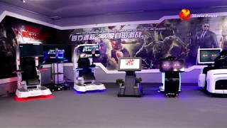 VR Theme Park Supplier in Guangzhou