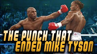 The Punch That Ended Mike Tyson