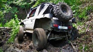 Extreme OFFRoad 4x4 - Bulgaria Challenge ADVENTURE - Bulgaria Trophy 2016 - Оффроад Трофи Рейд