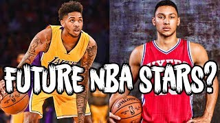 4 Young Players Who Could BECOME NBA STARS!