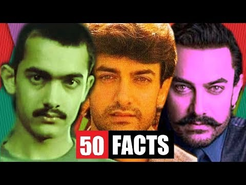 Xxx Mp4 50 Facts You Didn T Know About Aamir Khan 3gp Sex