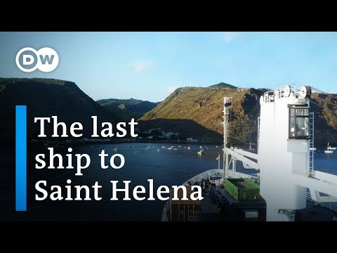 St.Helena a remote island in the Atlantic Travel Documentary DW Documentary
