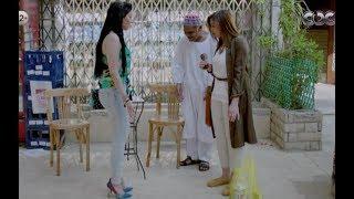 يوميات زوجة مفروسة| البنت المصرية vs اللبنانية في الخناق