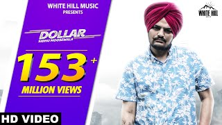 pc mobile Download Sidhu Moose Wala : DOLLAR | Byg Byrd | Dakuaan Da Munda | New Punjabi Songs 2018 | White Hill Music