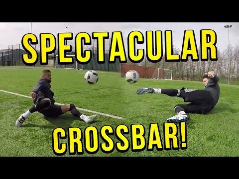 F2 SPECTACULAR CROSSBAR SPECIAL!
