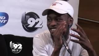 U92 U-Crew TV: Rob $tone Interview