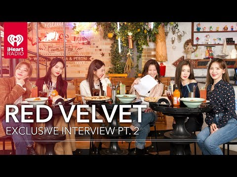 Red Velvet Answers Fan Questions And More Exclusive Interview