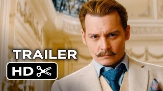 Mortdecai Official Teaser Trailer #1 (2015) - Johnny Depp, Gwyneth Paltrow Movie HD