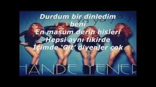 Hande Yener - Ya Ya Ya Ya + Lyrics/ Sarkisözü