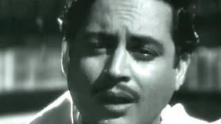 Jane Woh Kaise Log The - Guru Dutt, Hemant Kumar, Pyaasa Song
