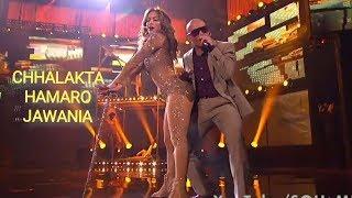 Chhalakata Hamro Jawaniya Bhojpuri Funny Feat. Nicki Minaj,Jennifer lopez,Pitbull | Swalla |SouMIX