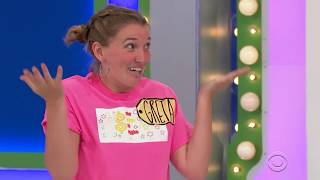 The Price is Right:  October 15, 2018  (Debut of Refurbished 3 Strikes!)