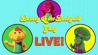 Barney & The Backyard Gang Live! (Stage Show)