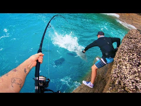 The Most Challenging Kind of Fishing