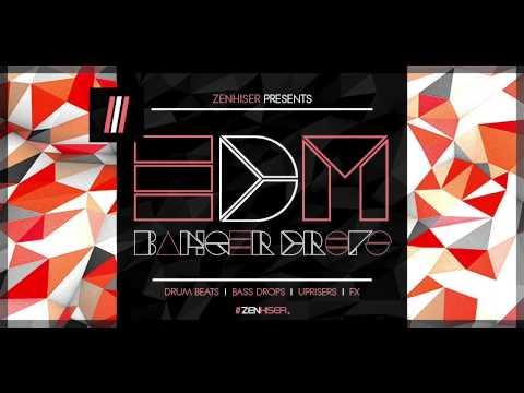 EDM Banger Drops - 1.8 GB Of EDM Sounds & Loops Designed