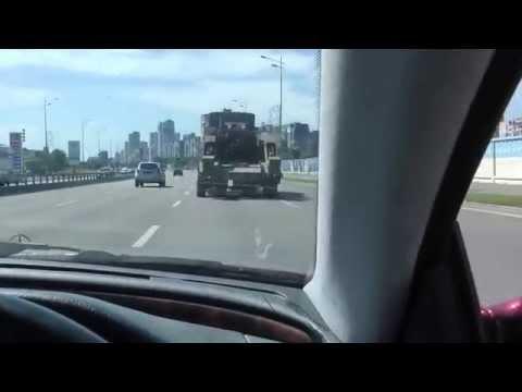 Xxx Mp4 Russian Tank Transporter In Kiev Ukraine 3gp Sex