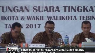 Rapat Pleno Rekapitulasi Pilkada Dibeberapa Daerah Mulai Digelar - iNews Pagi 23/02