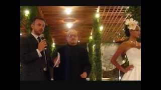 Cocktail de bienvenida del LUXURY WEDDING.