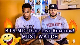 (방탄소년단) - MIC Drop live (Reaction) BTS - Mick and Dre (MUST WATCH!)