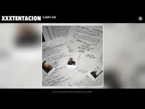 XXXTENTACION Carry On Audio
