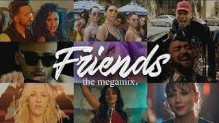 Friends (the megamix 2018) zayn, C.Cabello Taylor swift Dua lipa and more