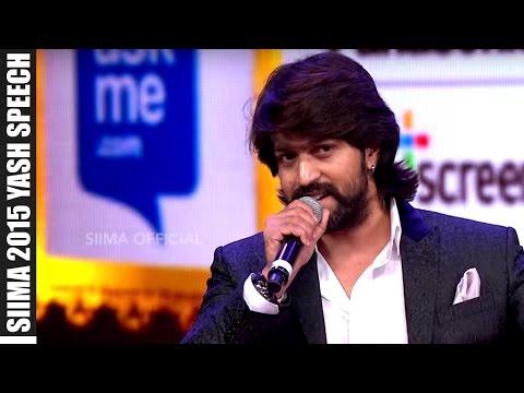 Xxx Mp4 Micromax Siima 2015 Yash Awarded As Best Actor Kannada 3gp Sex