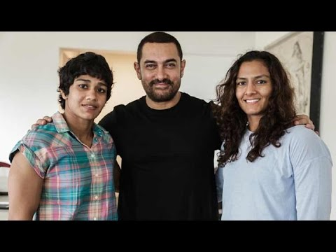 Xxx Mp4 When Aamir Khan Met Babita And Geeta Phogat 3gp Sex