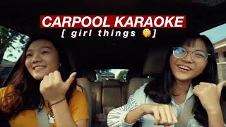 daily vlog - extra comfort carpool, beat the challenge!