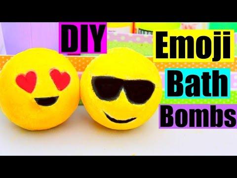 Xxx Mp4 DIY EMOJI BATH BOMBS 3gp Sex