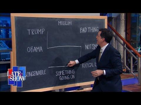This Diagram Explains Trump s Response To Orlando