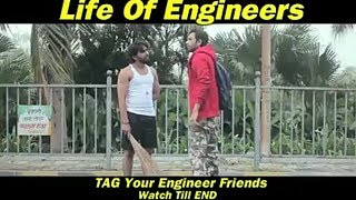 Engineering student funny video!! dont mind ony for funn!!from the eassy trick ytb channel