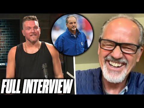 Pat McAfee Talks To His Former Coach Chuck Pagano About Retirement