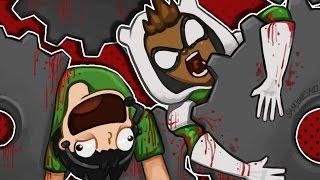 Gmod D-Run Funny Moments - The Machine of Doom!