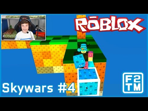 Roblox Skywars #4 (BEING MEAN TO EVERYONE WITH MEGA VIP!!!)