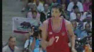 Toni Kukoc - Final JJOO 1992