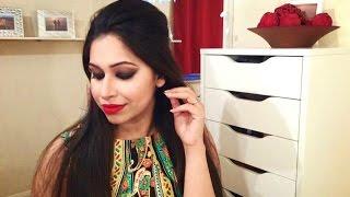 GRWM | Bangladeshi Indian Asian Wedding Guest Makeup Tutorial